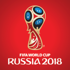 2018 FIFA World Cup Logo Vector images
