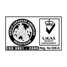 AJA ISO 9001 - 2000 Logo Vector Free images