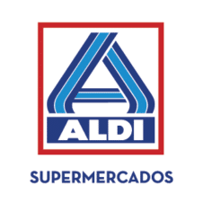 ALDI Supermercados  Vector Logo images