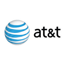 AT&T Logo Vector Free images