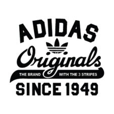 Adidas Originals Since 1949 Logo Vector Free images