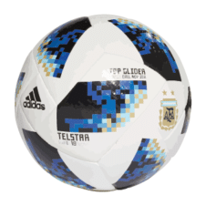 Adidas Telstar 2018 World Cup Ball Vector images