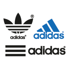 Adidas vector logo free download images