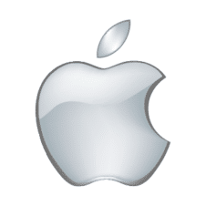 Apple 3D logo vector download free images
