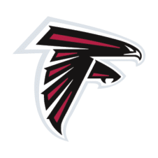 Atlanta Falcons logo vector free download images