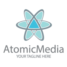 Atomic Media Logo images