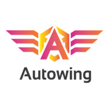 Auto Wing Logo images