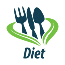 Balanced Diet Logo images