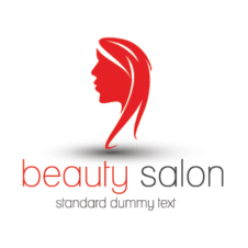 Beauty Salon Logo Design images