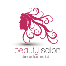 Beauty Salon Logo Vector images