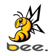 Bee Logo images