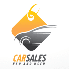 Car Sales Logo images