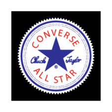 Converse All Star Logo Vector free images