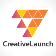 Creative Launch Logo images