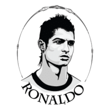 Cristiano Ronaldo Vector Free Download images