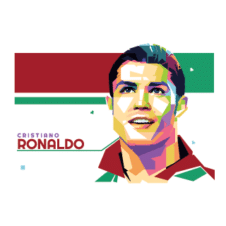 Cristiano Ronaldo Vector Images Free Download images