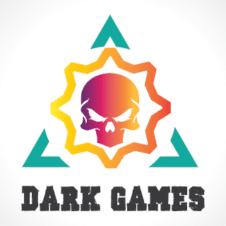 Dark Game Logo images