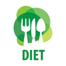 Diet Recipe Logo images