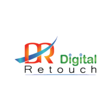 Digital Retouch Vector Logo images