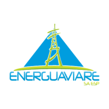 Energuaviare  Vector Logo images