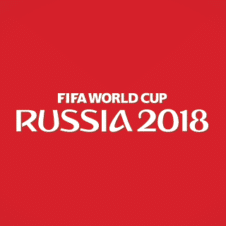 FIFA World Cup 2018 Logo Vector images