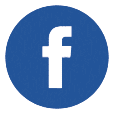 Facebook icon circle vector free download images