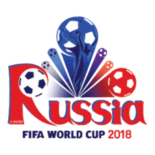 Fifa World Cup 2018 Cool Logo images