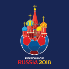 Fifa World Cup 2018 Poster images