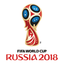 Fifa World Cup 2018 Russia Official Logo Vector images
