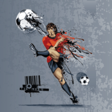 Fifa World Cup Background Vector images