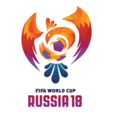 Fifa World Cup Russia 2018 Mascot Vector images