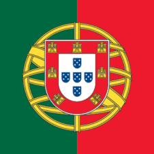 Flag Bandeira Portugal Vector Logo images
