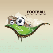 Football World Cup Vector images