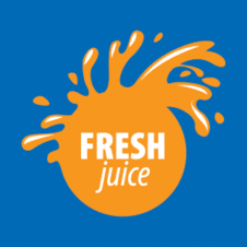 Fresh Juice Logo images