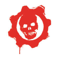 GEARS of WAR Logo Vector download images