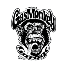 Gas Monkey Garage Logo Vector download images