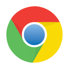 Google Chrome logo vector download free images