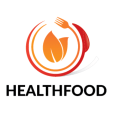 Healthy Food Logo Design images