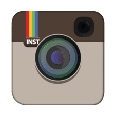 Instagram icon vector download free images