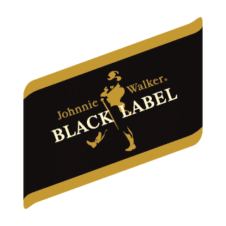 Johnnie Walker Black Label logo vector free images