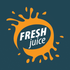 Juice Logo Vector images