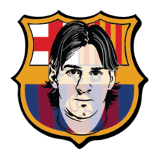 Lionel Messi Vector Image images
