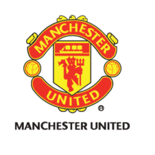 Manchester United logo free vector images