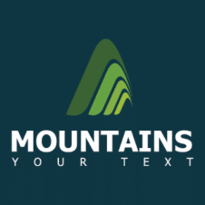 Mountains Logo images