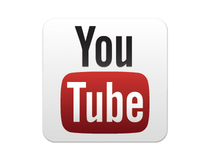 New YouTube button vector free download | Logopik