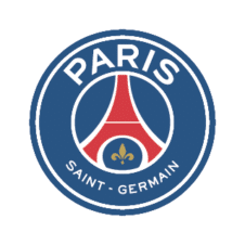 PSG Logo Vector Free Download images