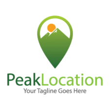 Peak Location Logo images
