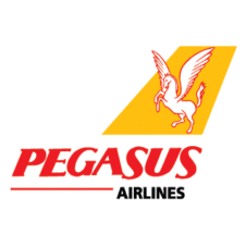 Pegasus Airlines vector logo free download images