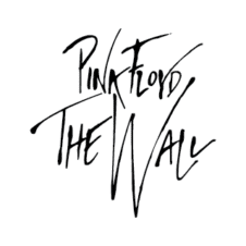 Pink Floyd The Wall Logo Vector Download images