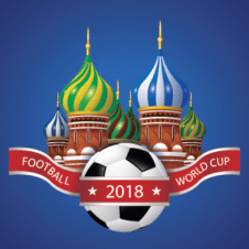 Realistic Football World Cup Vector Wallpapers images